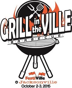 Grill in the Ville logo home page