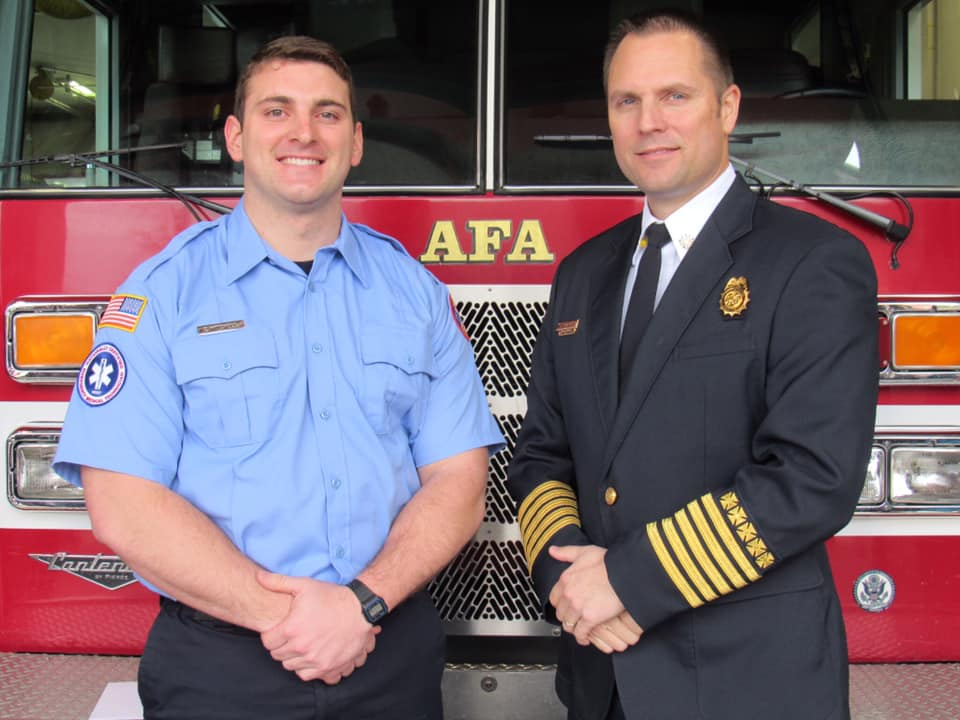 FF Mitchell and Chief