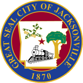 Great Seal - City of Jacksonville - 1870