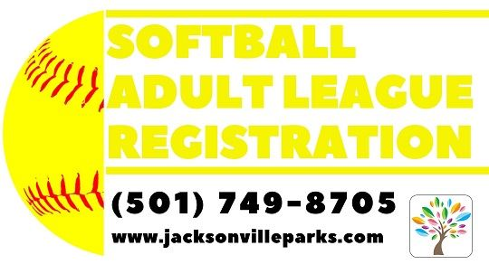 SOFTBALL ADULT BANNER