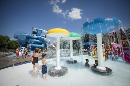 Enjoy These 12 Arkansas Splash Pads And Water Parks