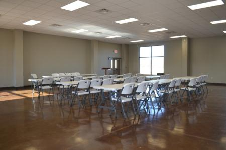 Meeting Room in the Shooting Sports Complex