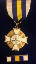 Fire Officer of the Year Ribbon
