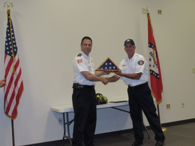 Cpt. Lehman Retirement 2