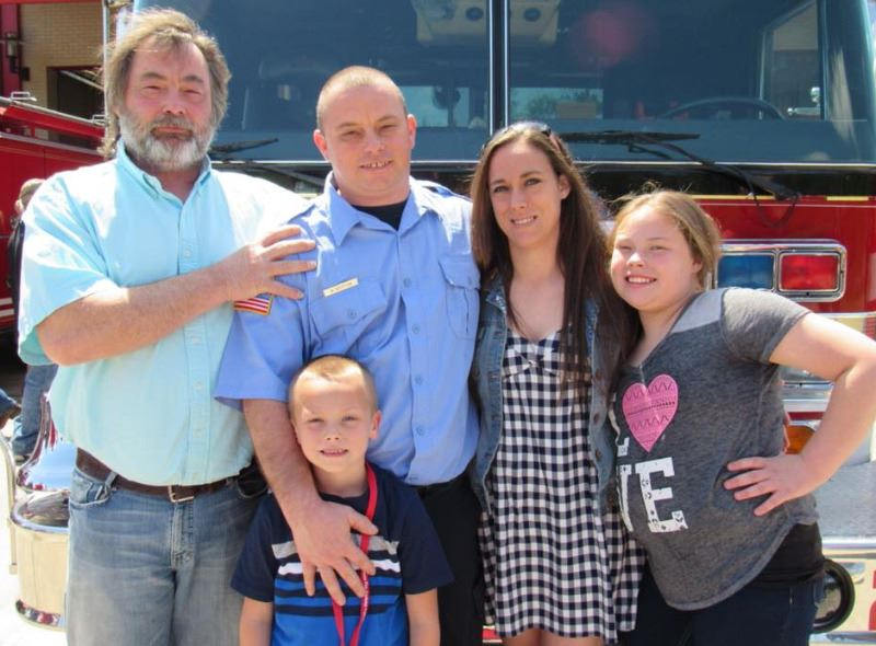 FF Sutton and family