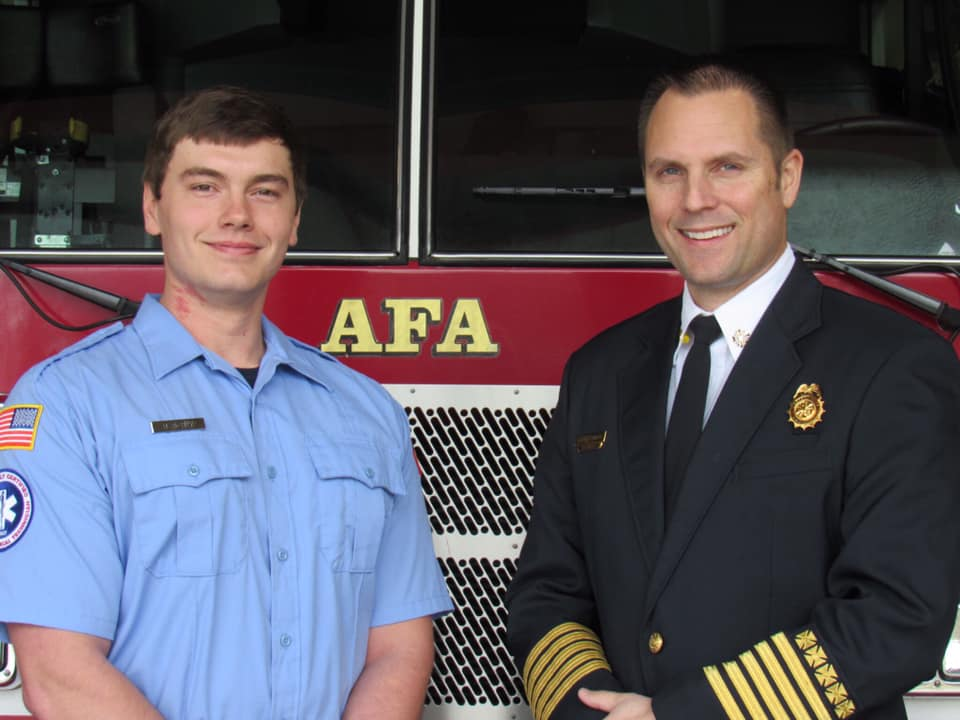 FF Richey and Chief