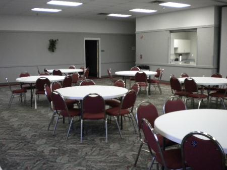 Meeting Room AB with Banquet set up